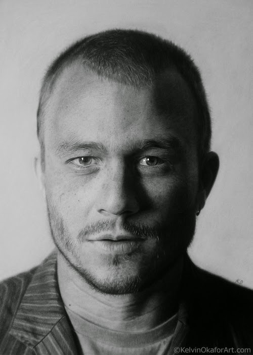03-Heath-Ledger-Kelvin-Okafor-Celebrity-Portrait-Drawings-Full-of-Emotions-www-designstack-co