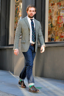 Reglas de estilo, chaqueta, americana, jeans, lifestyle, sportwear, casual, casual friday, menswear, style, Suits and Shirts, Fall 2015, The Concrete Co., Pugil, Lander Urquijo,