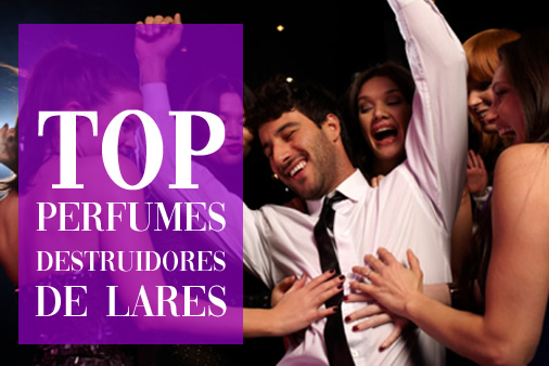 5 perfumes masculinos destruidores de lares!