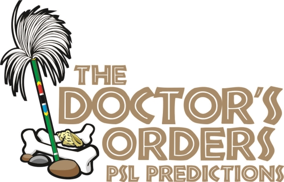 The Doctor has given us his predictions for the upcoming PSL fixtures.  Could we see a few upsets?