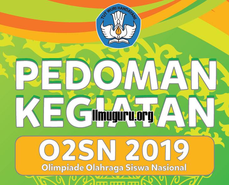 Pedoman O2SN 2019