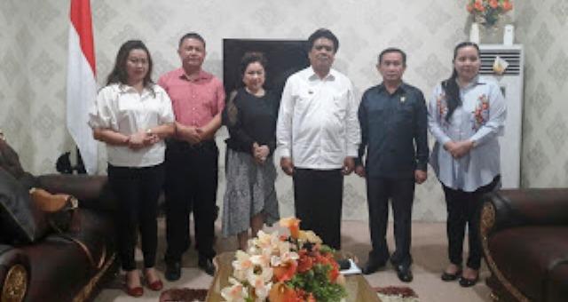 Komisi I DPRD Sulut Salut Kinerja Pemkab Sangihe