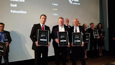 DataCore gewinnt Reader's Choice Award von IT BUSINESS und storage insider