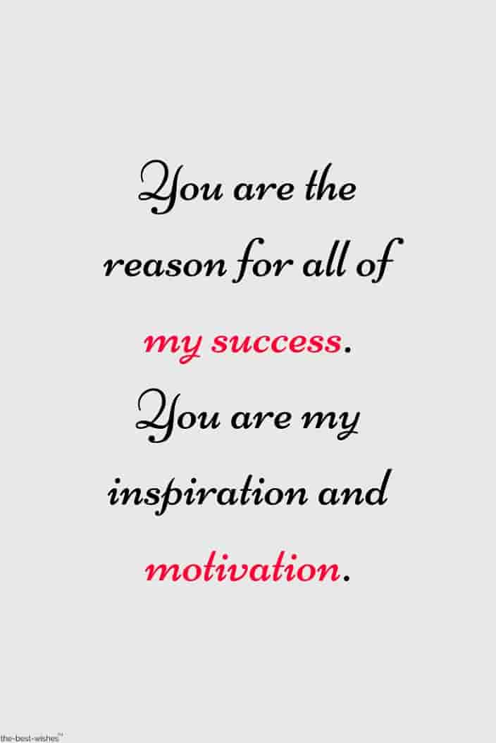 inspiration and motivation success quote for her