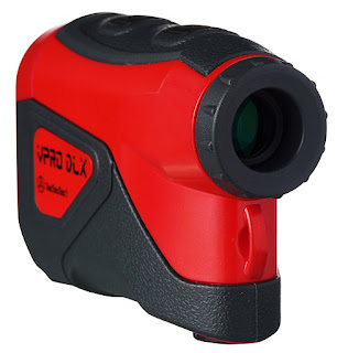 TecTecTec VPRODLX Golf Rangefinder in red color, image, review features & specifications plus compare with VPRODLXS