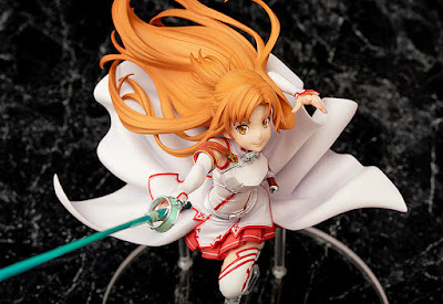 The Flash Asuna 1/7 de Sword Art Online The Movie: Ordinal Scale - Aquamarine