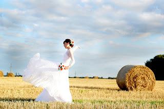 Vestuvinės suknelės mezgimo idėja