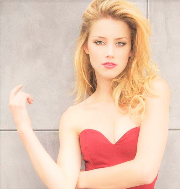 Amber Heard hottest beautiful actress