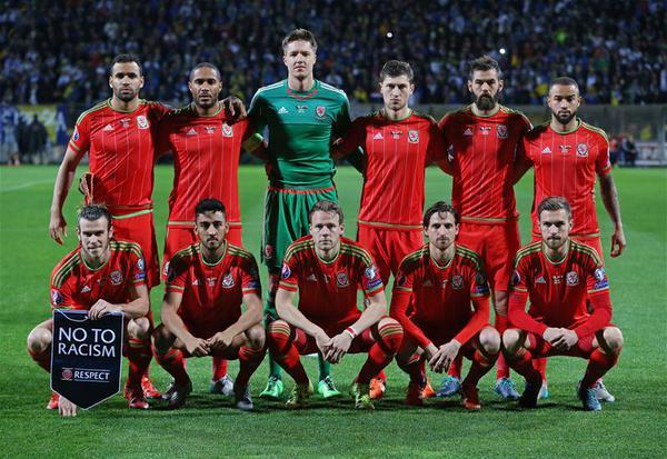 Guia da Euro 2016 - País de Gales