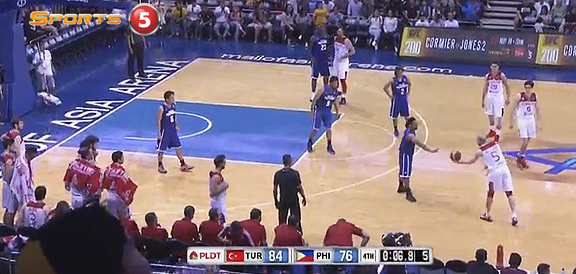 Turkey def. Gilas Pilipinas, 84-76 (REPLAY VIDEO) July 1