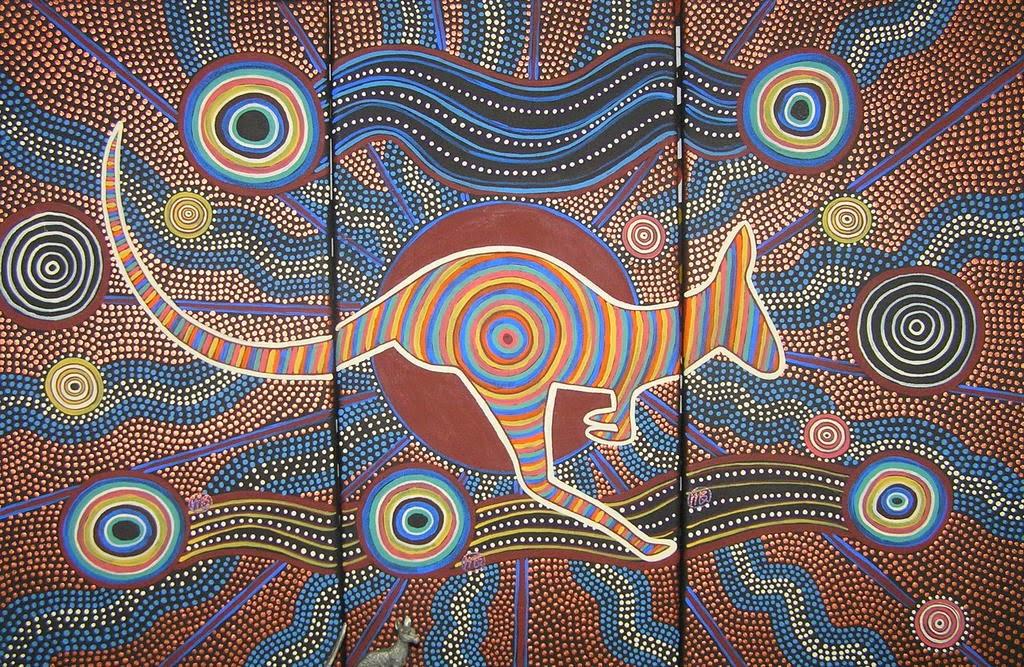 australian aboriginal arts   the deep secret mysteries