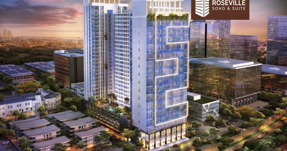ROSEVILLE SOHO & SUITE - BSD Square - Your Urban Sanctuary ...
