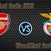 Prediksi Akurat Arsenal vs Benfica 29 Juli 2017