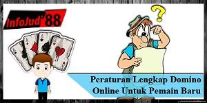 domino online untuk pemain Pemula