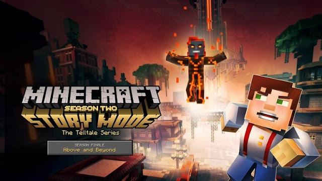 تحديد تاريخ إصدار الحلقة الأخيرة من الموسم الثاني للعبة Minecraft Story Mode