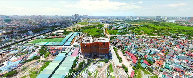 Hình ảnh thực tế dự án Eco Dream
