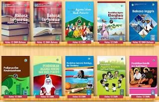 Buku Paket Kelas 12 SMA / MA Kurikulum 2013 Revisi Terbaru