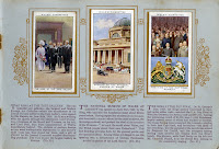 Cigarette Cards: Reign of King George V 1910-1935 25-27