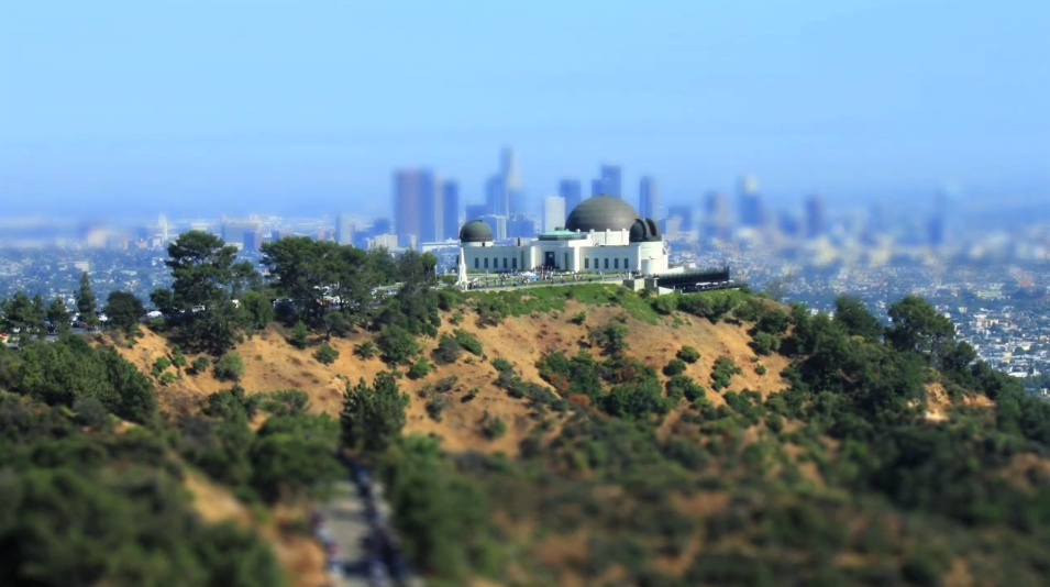 A Day in California. Ryan Killackey. Tilt Shift Video