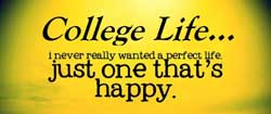 College Status For Whatsapp, Status About College Life, Short College Quotes