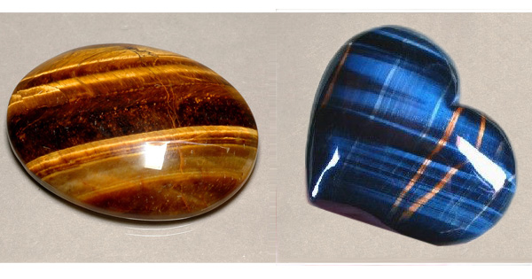 gemstone cushion gem from tiger eye s untreated carat natural thailand tigers and
