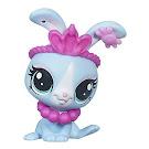 Littlest Pet Shop 3-pack Scenery Cuddles Fuzzby (#84) Pet