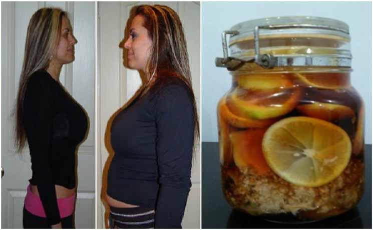 Bunda Yg Satu Ini Meminum Air Lemon, Jahe dan Madu, Setelah 2 Minggu Kemudian, 'Berat Badannya Langsung Hilang 5 Kg' Meskipun Usianya Sudah 41 Tahun!