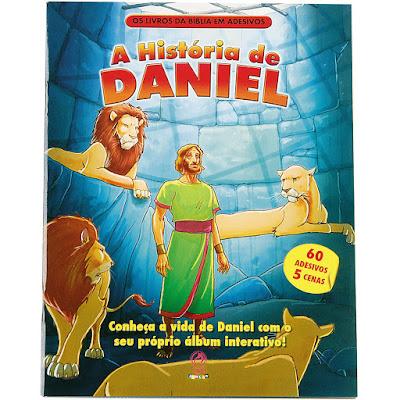 Livros de Historias Bíblicas Infantil