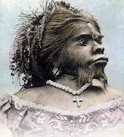 Julia Pastrana la mujer mono
