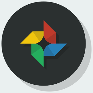Naxos Flat Round Icon Pack Paid v2.0.1 Download Apk