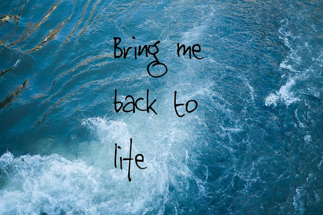 Poem - Bring me back to life