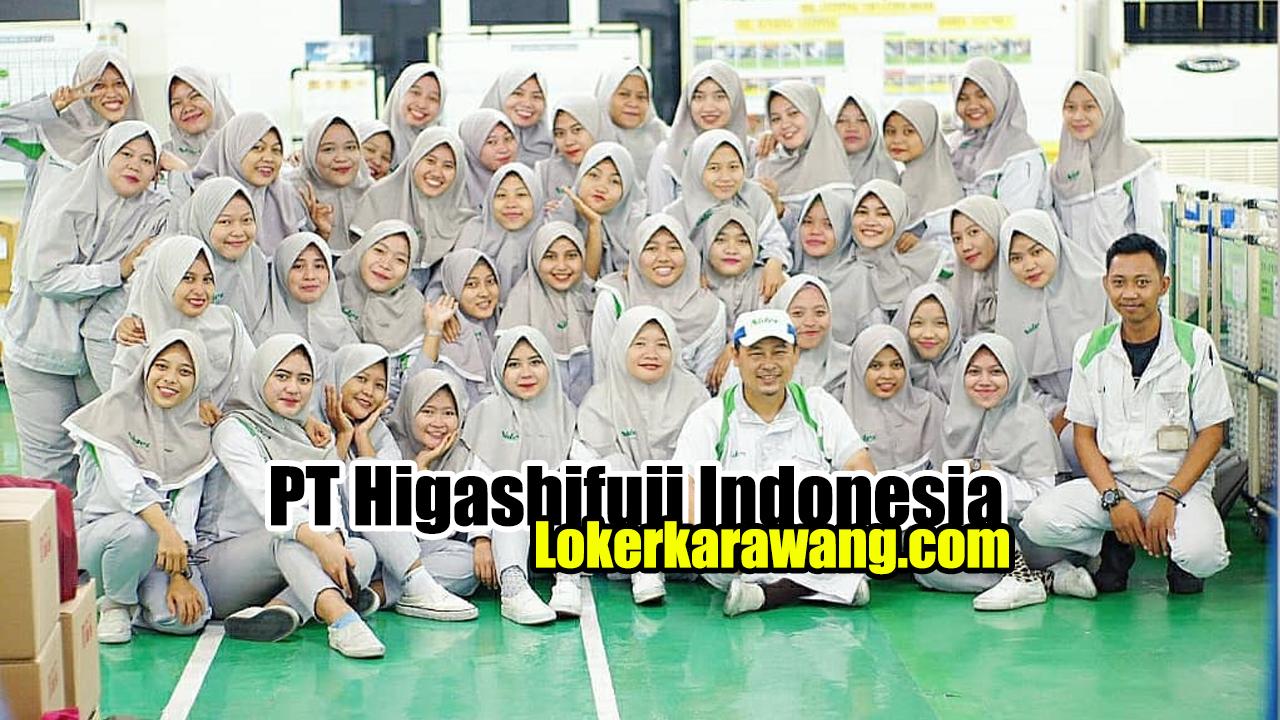 PT Higashifuji Indonesia Bekasi
