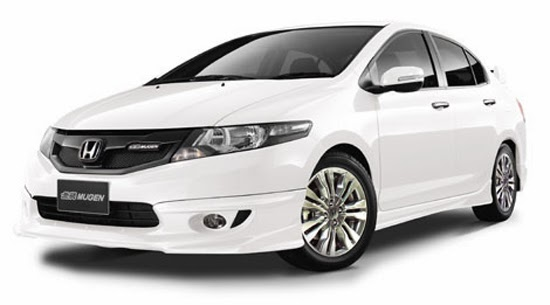 Limited Edition of Honda City Mugen outs for Php976,000