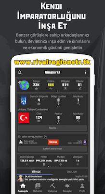 Rival regions Giriş