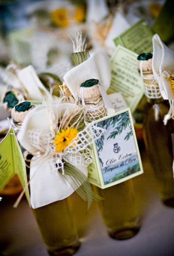 Italian Edible Wedding Favors Varese Wedding