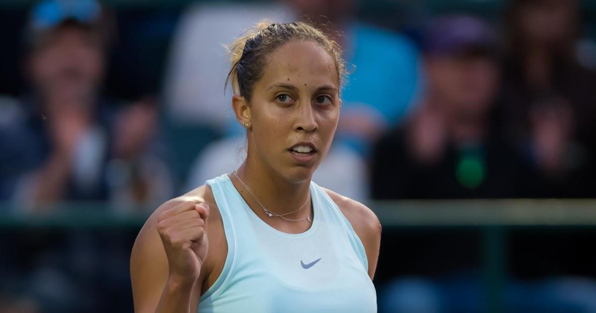 wta tennis comentada por javier  madison keys into final of the 2019 volvo car open
