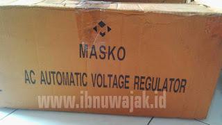 masko automatic voltage Regulator Masko