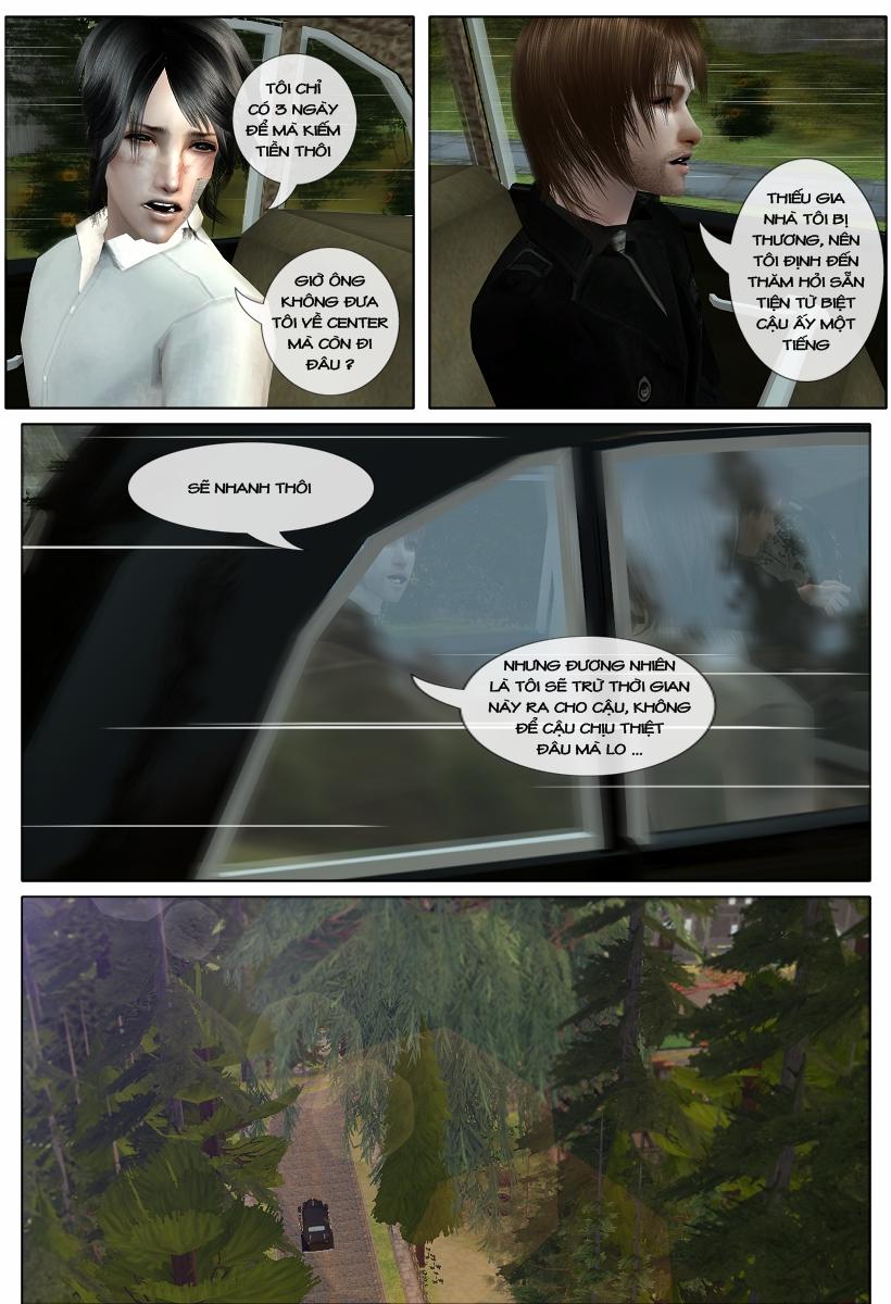 Truyện Sims - Earl Story chap 85 - Trang 13