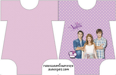 Violetta free printables party invitations oh my fiesta in english rattle shaped card stopboris Gallery