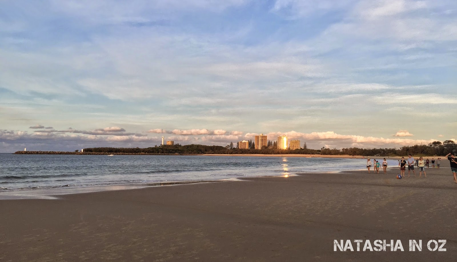 My Happy Place: Mooloolaba Beach on the Sunshine Coast via www.natashainoz.com