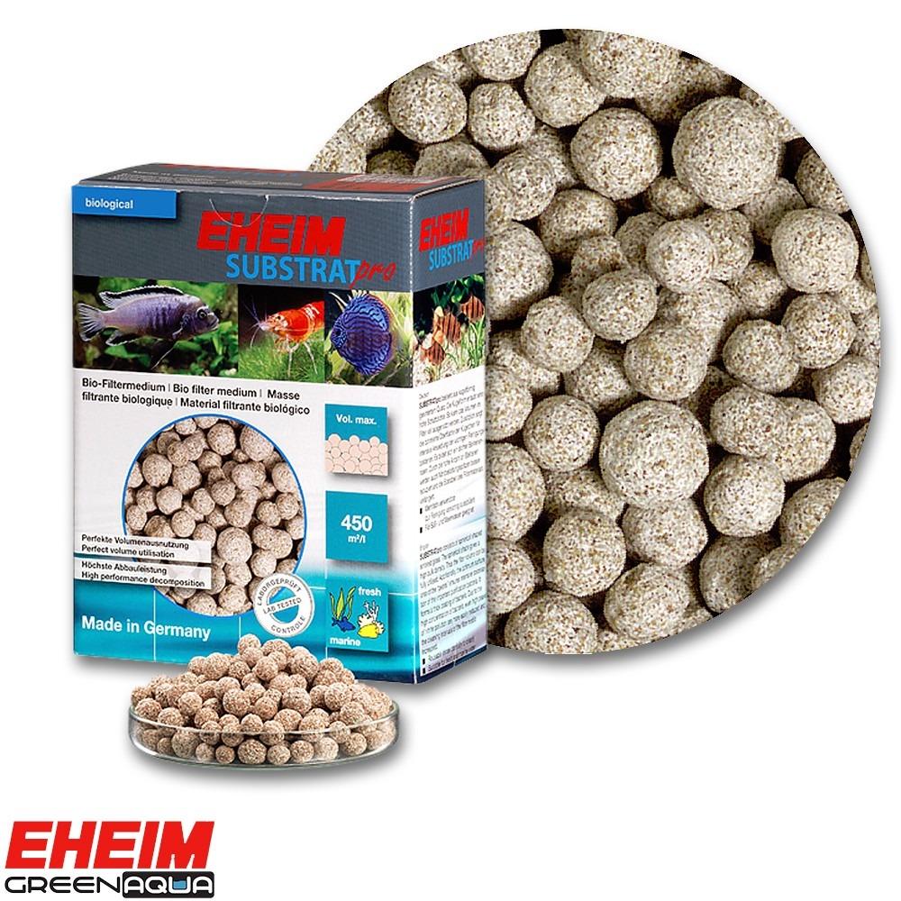 vật liệu lọc Eheim Substrat Pro là 1 trong những vật liệu lọc tốt nhất cho hồ thủy sinh