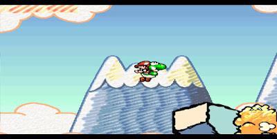 Super Mario World 2: Yoshi's Island [Español] - Captura 3