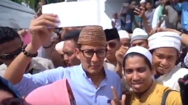 Tim Prabowo Terima Sumbangan Kampanye Rp 4,2 Juta di Solo, Tim Jokowi Nihil