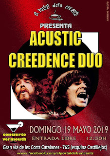 Acustic Creedence Duo