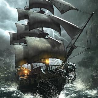 Pirate Ship 9922 Wallpaper Engine
