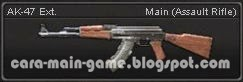 AK-47 Ext. Point Blank PB
