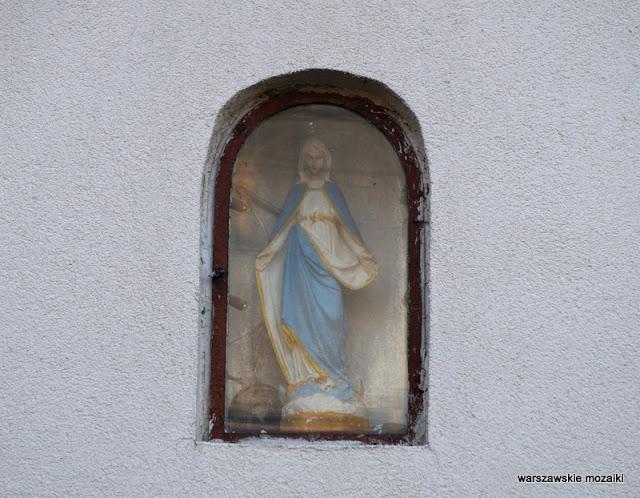 Warszawa Warsaw Jelonki dom kapliczki warszawskie Wola