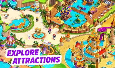 Talking Tom Pool Mod Apk
