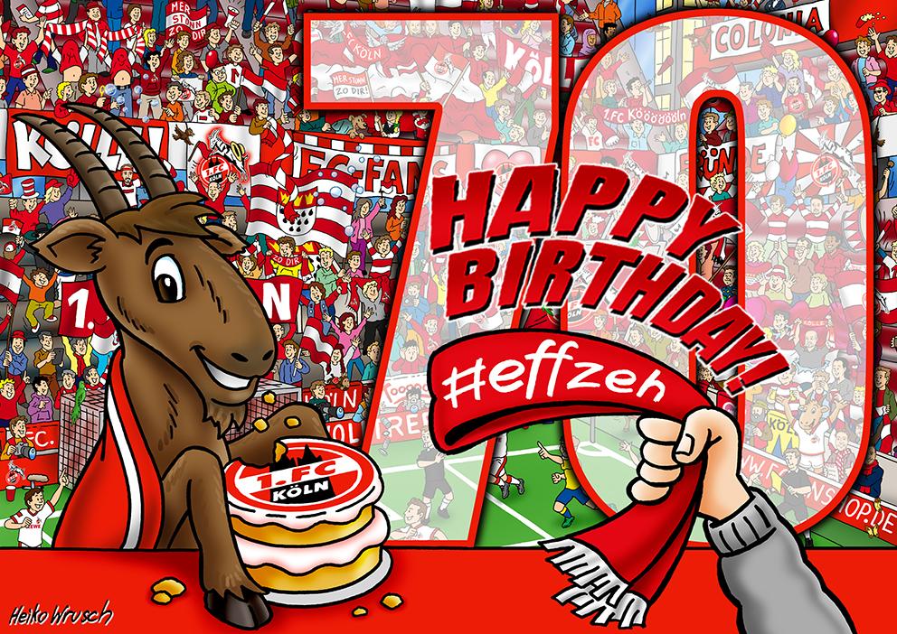 Happy Birthday Fc Köln