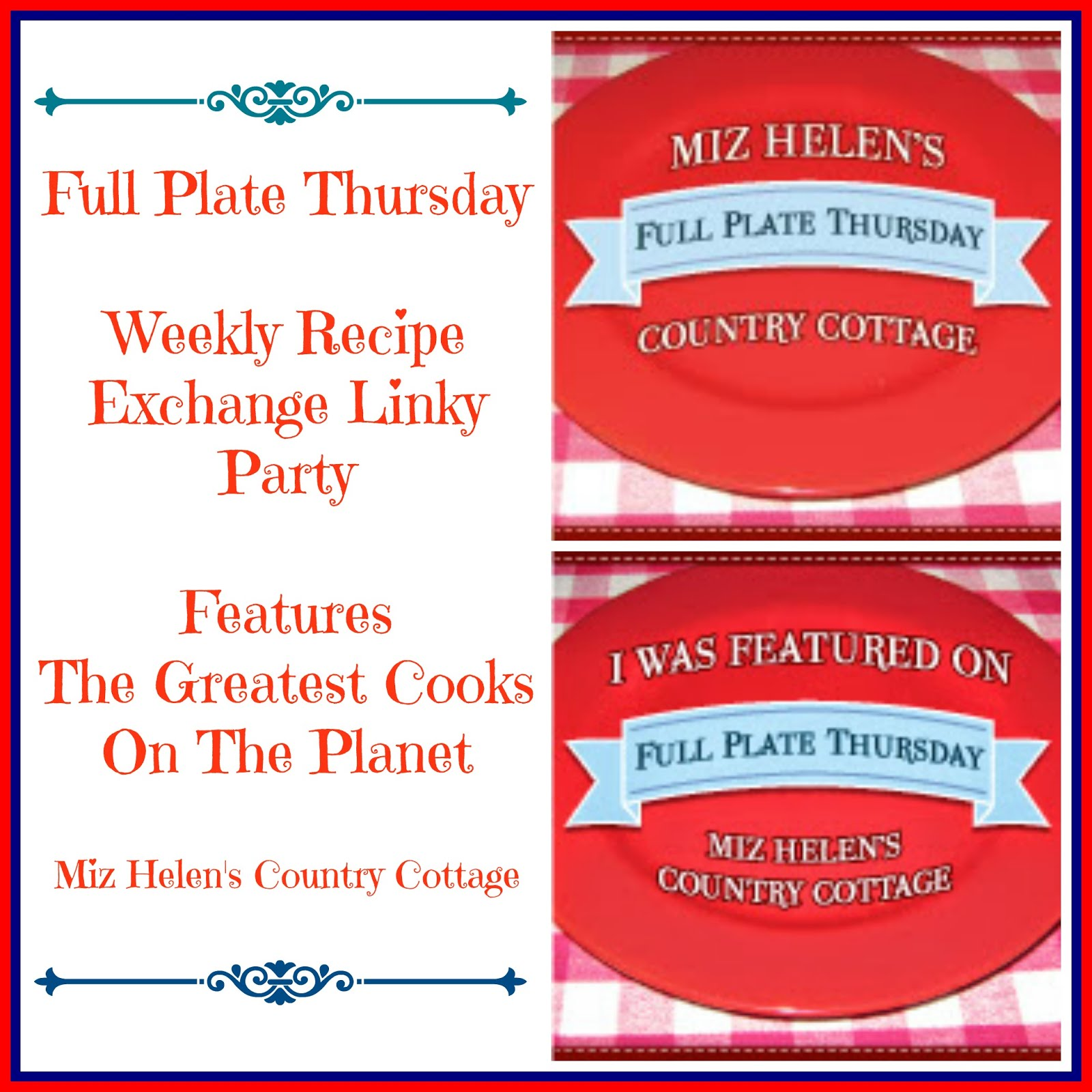 Full Plate Thursday,415 Current Party